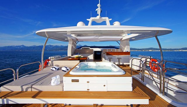 Sea Gypsy Charter Yacht - 2
