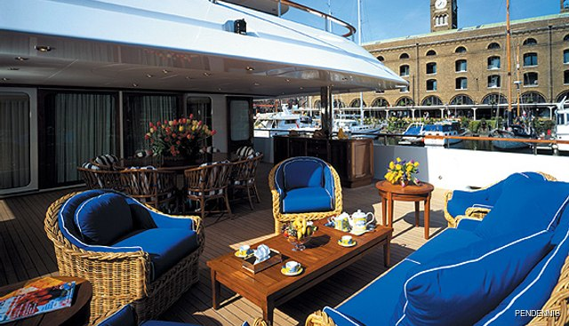 Moatize Charter Yacht - 4