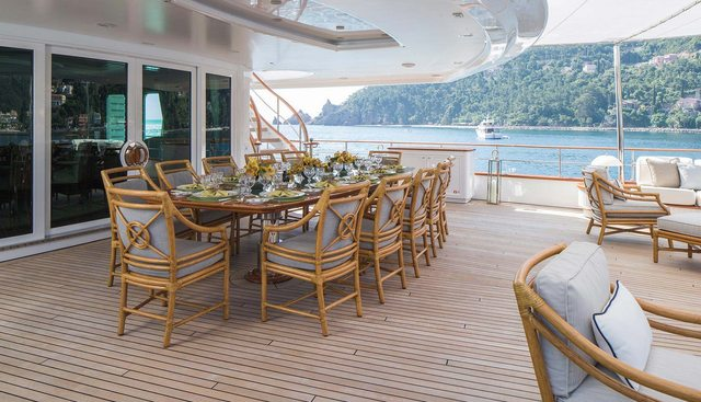 Katharine Charter Yacht - 8