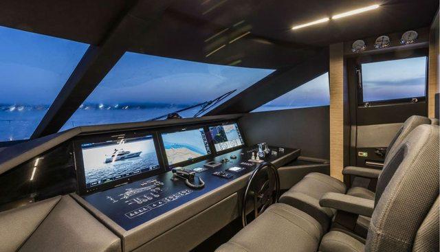 Black Star III Charter Yacht - 8