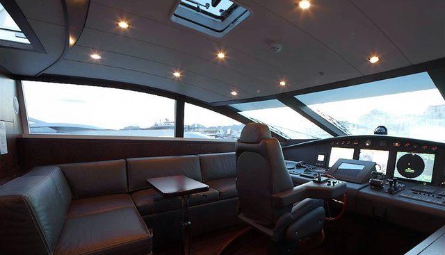 Mayama 37m Charter Yacht - 2