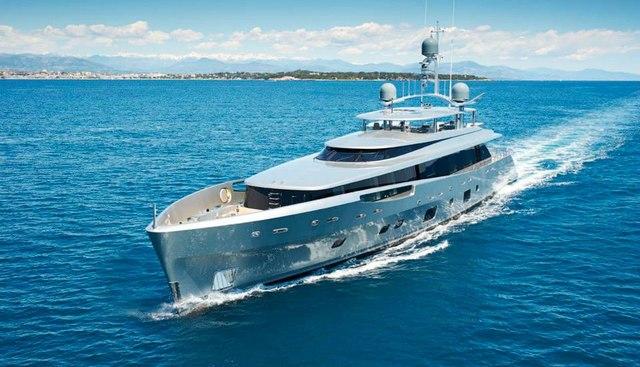 Lady May Charter Yacht
