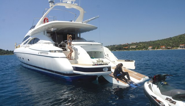Sir Oliver Charter Yacht - 3