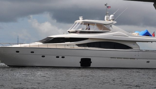 Seven One Charter Yacht - 2