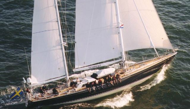 Tempest Charter Yacht