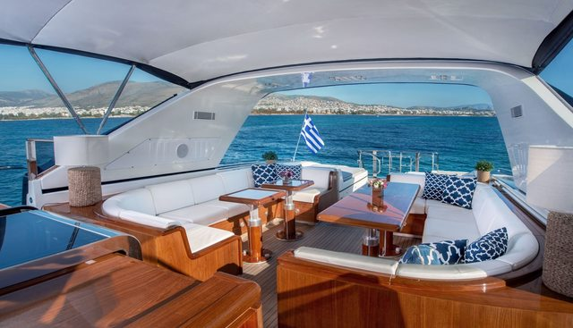 Turn On Charter Yacht - 3