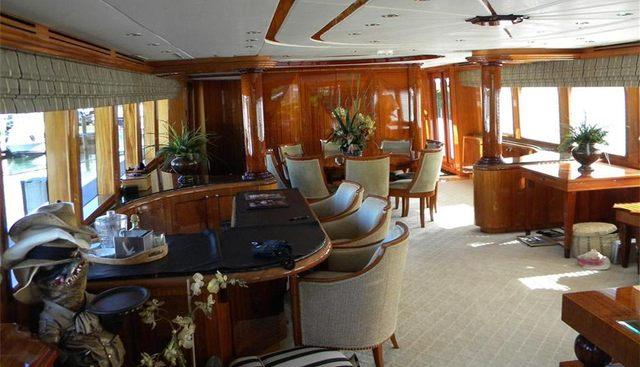 Taima Charter Yacht - 4