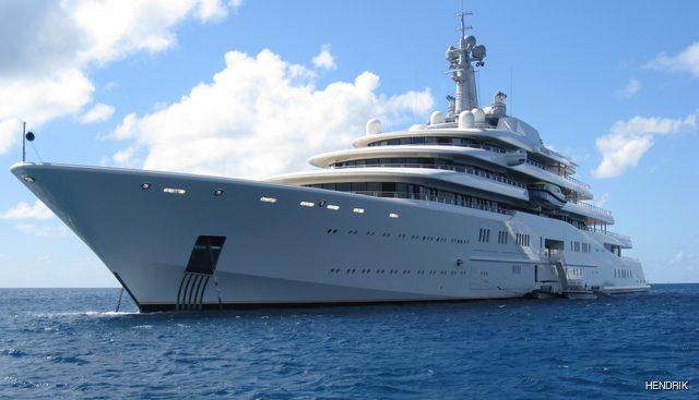 Eclipse Charter Yacht