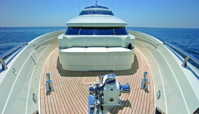 Ex Ipanemas Charter Yacht - 2