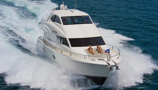 Mistress Charter Yacht - 3