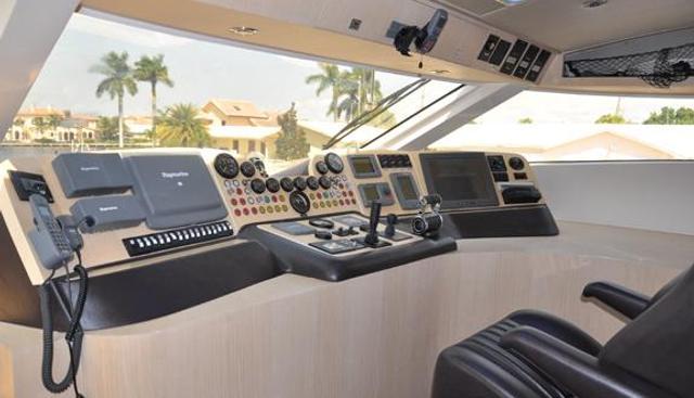 Kena Marie Charter Yacht - 4