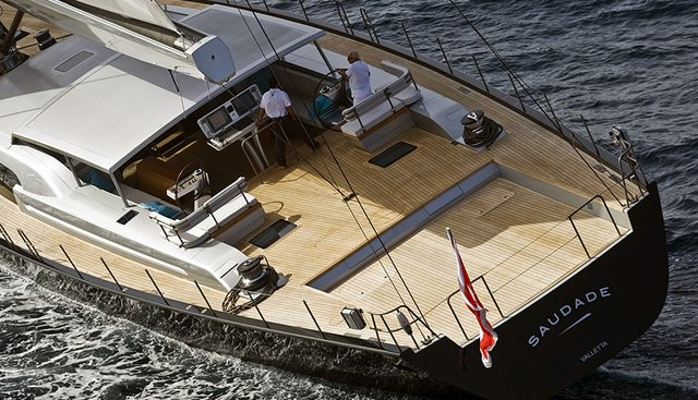 Saudade Charter Yacht - 3