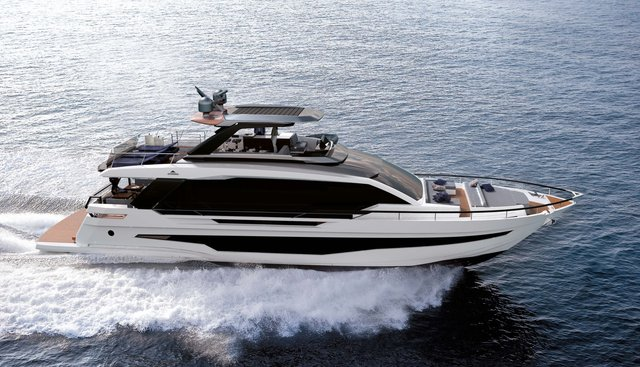 Lily Charter Yacht