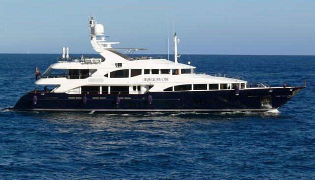 Bravelove One Charter Yacht
