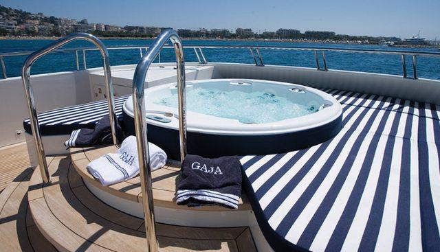 Gaja Charter Yacht - 2
