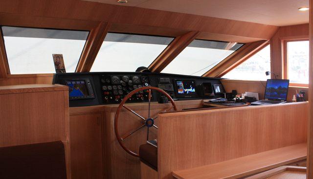 Iris PSI Charter Yacht - 8