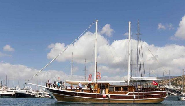 Harmonia Charter Yacht