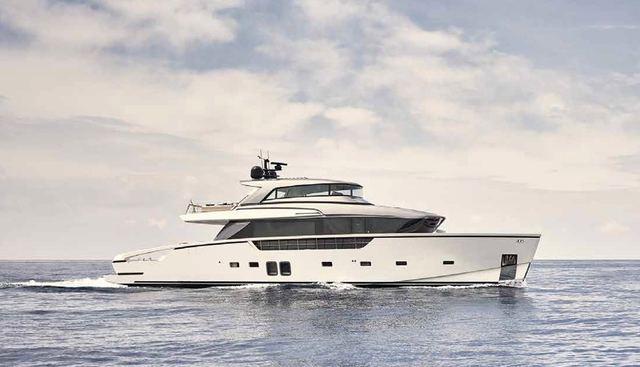 Ocean 6 Charter Yacht