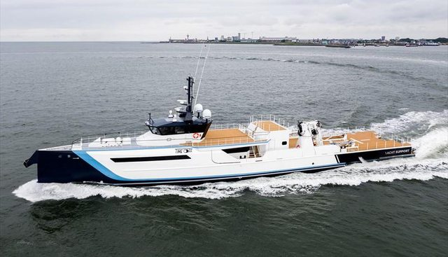 Time Off Charter Yacht - 3