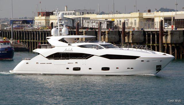 St. Elena Charter Yacht
