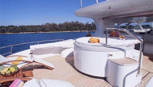 Arumaaz Charter Yacht - 8