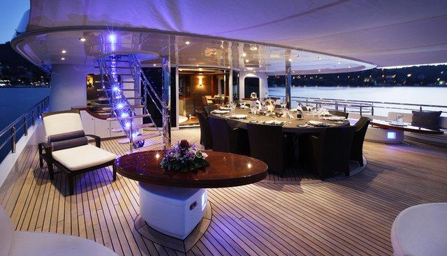 Talisman Maiton Charter Yacht - 4