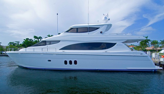 Westar of the Sea Charter Yacht