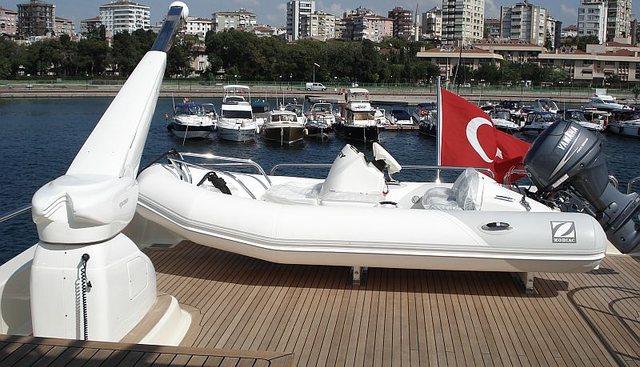 Merve Charter Yacht - 5