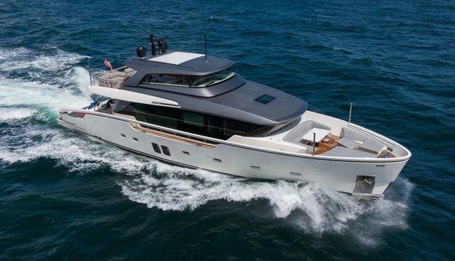 Mon Chateau Charter Yacht