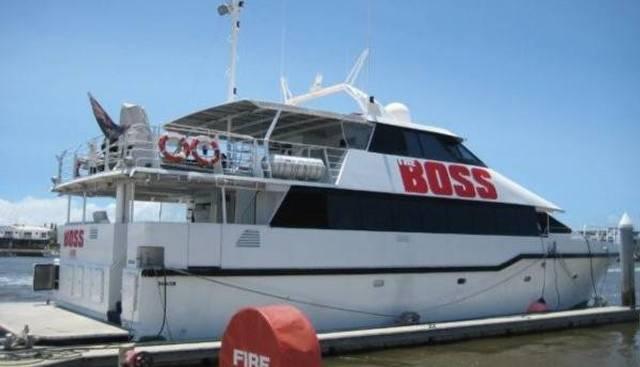 The Boss Charter Yacht - 2