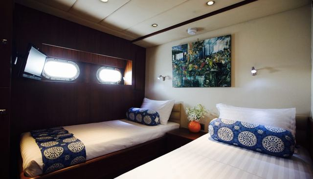 Orient Pearl Charter Yacht - 6