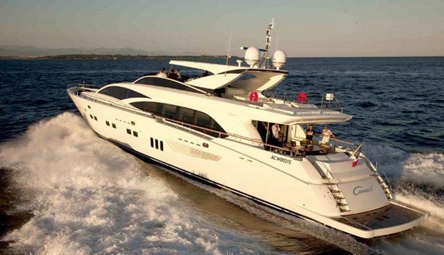 CNC Charter Yacht - 4