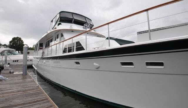 Chapter II Charter Yacht