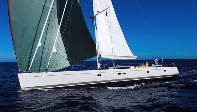 Whimsy Charter Yacht - 3