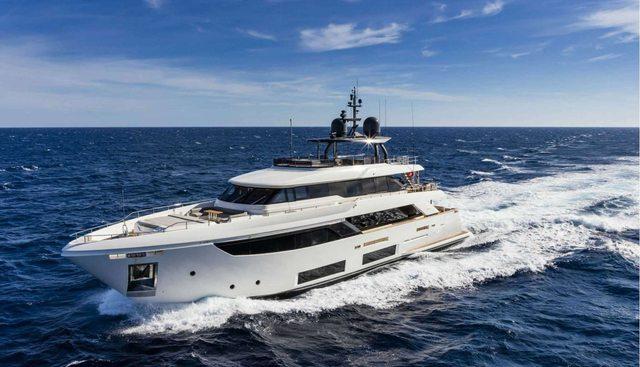 Maria Theresa Charter Yacht