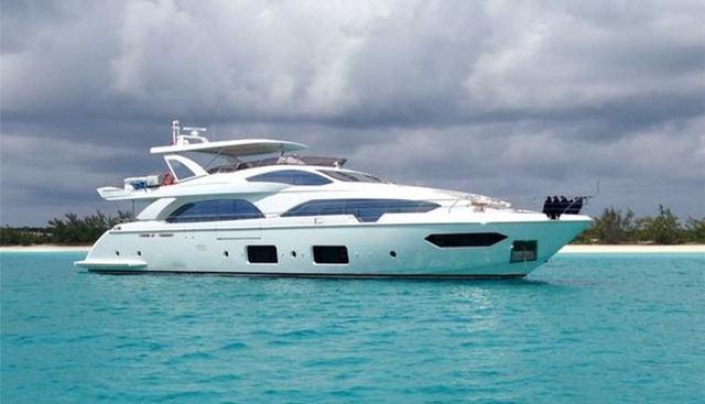 Ironman Charter Yacht - 2