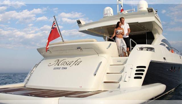 Mosafa Charter Yacht - 5
