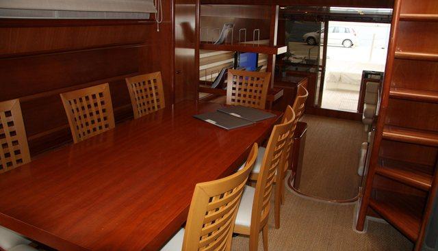 Calamity Jane Charter Yacht - 4