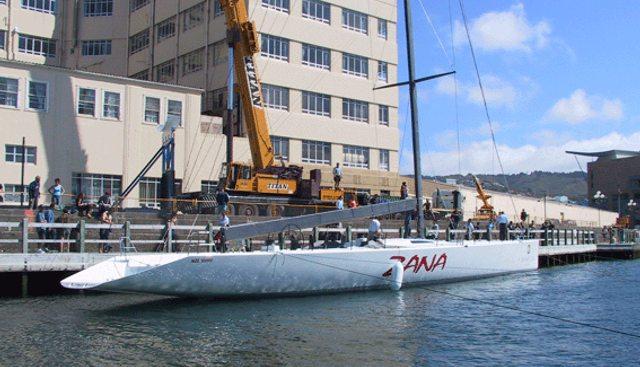 Rio 100 Charter Yacht