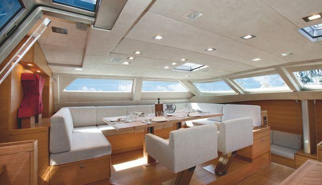 Black Lion Charter Yacht - 6