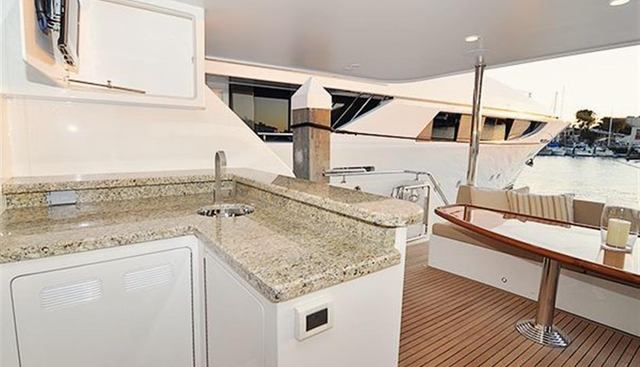 Wiggle Room Charter Yacht - 5
