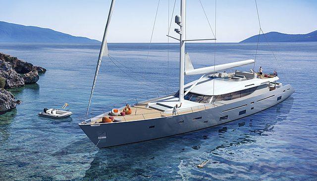 L'Aquila Charter Yacht