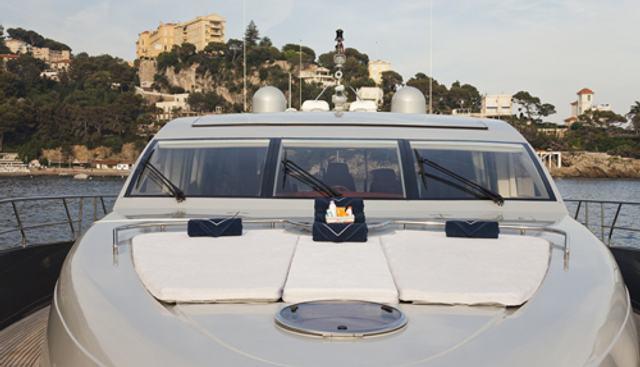 Irina Esc Charter Yacht - 2