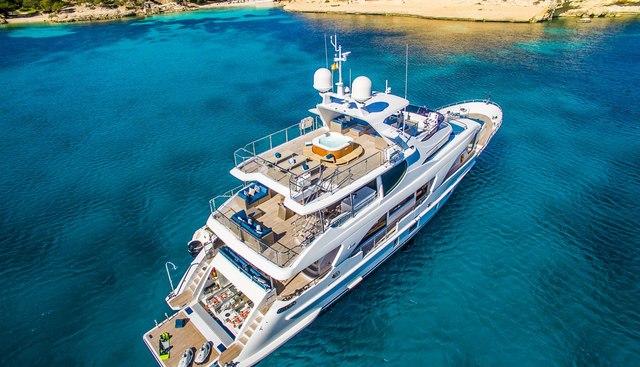 Kelly Ann Charter Yacht - 5