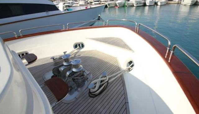Santa Maria X Charter Yacht - 5