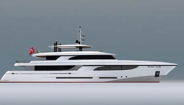 SES 40m Charter Yacht
