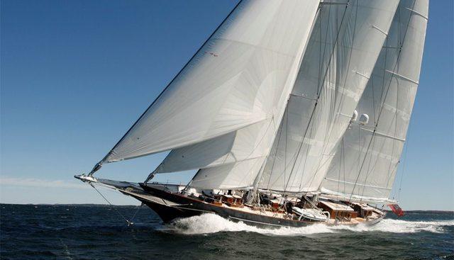 Meteor Charter Yacht