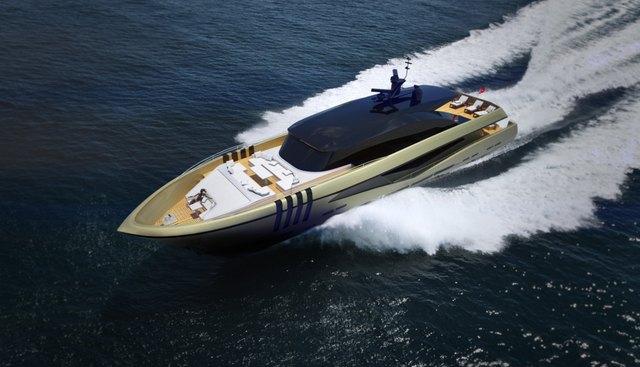 Pennon Charter Yacht