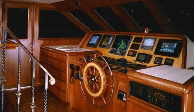 Fine Print Charter Yacht - 5