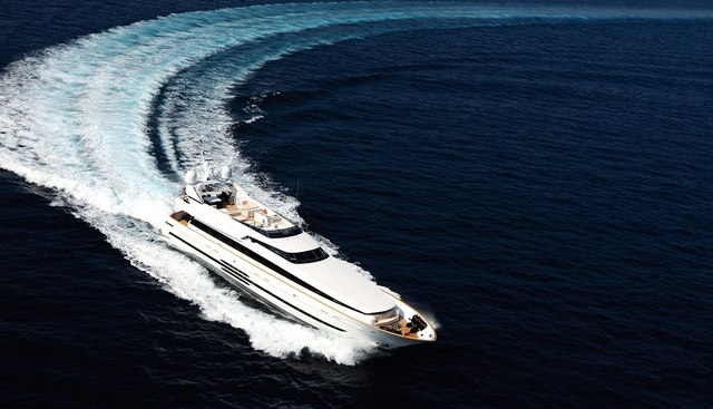 Lazy Me Charter Yacht